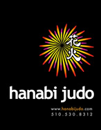 Hanabi Judo Logo