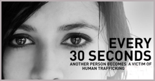March Program on Human Trafficking