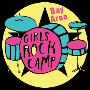 Bay Area Girls Rock - New colors