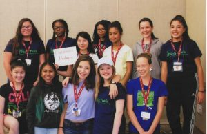 Tech Trek Scholarship winners for 2016