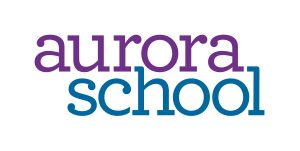 Aurora School logo