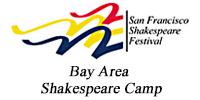 Bay Area Shakespeare Camp Logo