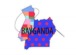 """""""Sew What"""" BayGanda logo"""