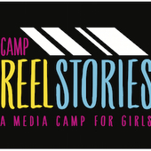 Camp Reel Stories Logo