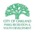 Oakland Parks & Rec logo