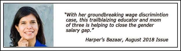 Harpar Bizaar's quote about Alison Rizo