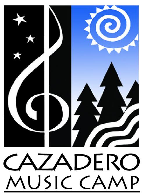 Cazadero Music Camp Logo