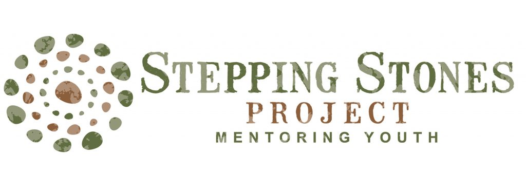 Coming of Age Logo for Stepping Stones