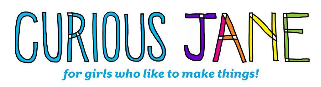 Curious Jane Logo