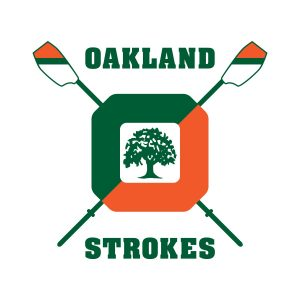 Learn to Row - Oakland-Strokes Logo