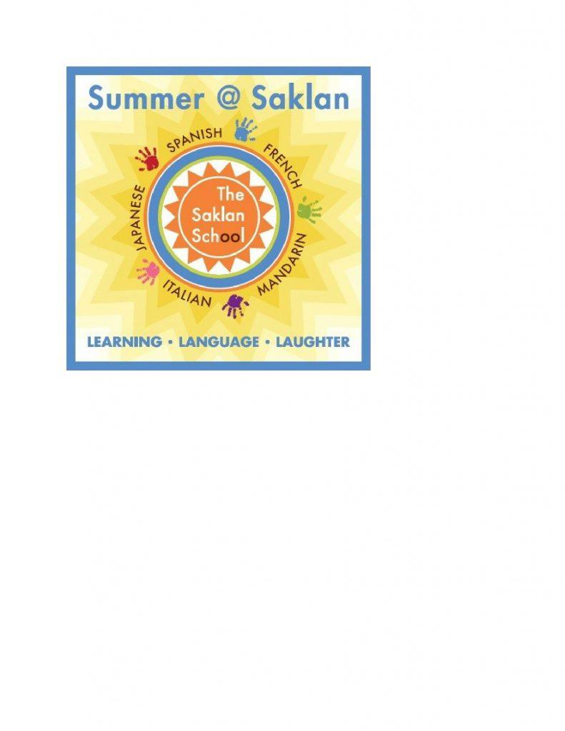 Summer @Saklan Logo
