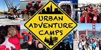 Urban Adventure Camps Logo